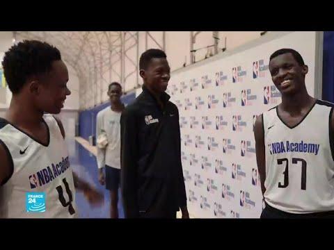 السنغال أول بلد أفريقي  يحتضن أكاديمية دوري كرة السلة الأمريكي -إن بي آي-  - 15:54-2019 / 6 / 24