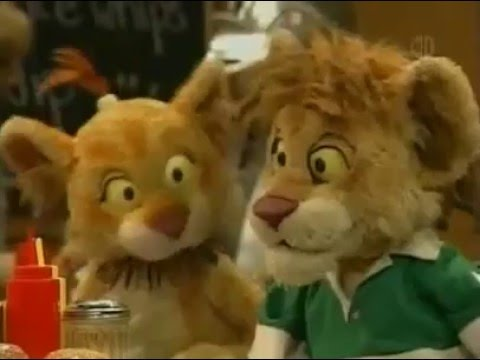 Between The Lions Episode 43 Five Six And Thistle Sticks Youtube