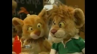 Repeat youtube video Between the lions episode 43 Five, Six and Thistle Sticks