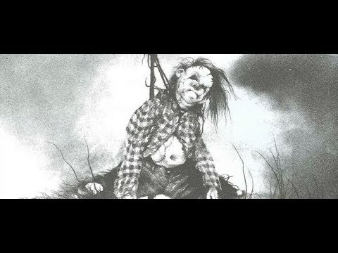 Scary Stories To Tell In The Dark(Or any time because the illustrations  were amazing) Movie Review
