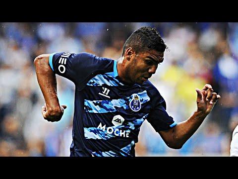 Casemiro ● Defensive Skills & Goals ● FC Porto