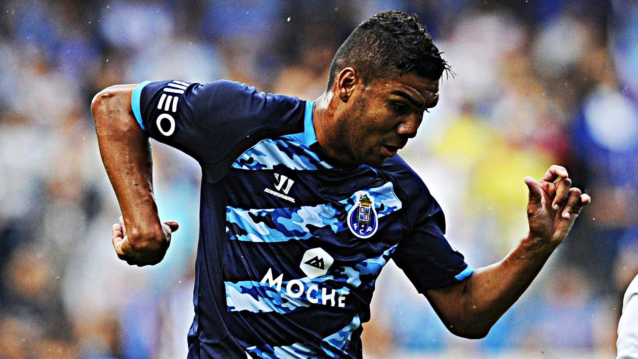 Casemiro ○ Defensive Skills & Goals ○ FC Porto