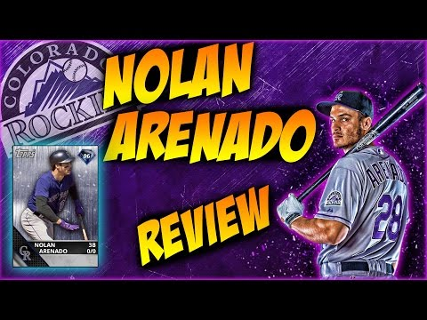 MLB The Show 16: Nolan Arenado Review and Tips