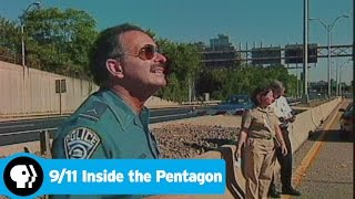 9/11 INSIDE THE PENTAGON | The Second Plane | PBS