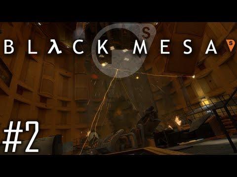 Black Mesa Walkthrough - Dertli Zombiler ve Levye Arayışı - Bölüm 2