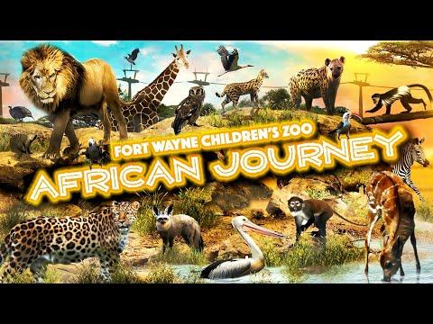 Zoo Tours: African Journey | Fort Wayne Children's Zoo