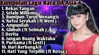 Kumpulan Lagu Rara DA Asia 4 ( Part 2 ) Full Album