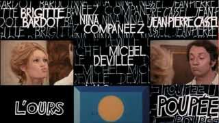 L'OURS ET LA POUPÉE- film de Michel DEVILLE