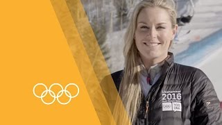 Olympics: 5 Things You Didn't Know About Lindsey Vonn | Lillehammer 2016 Youth Olympic Games