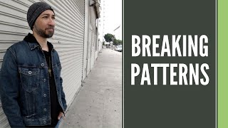 Breaking Patterns  |  Tymme Reitz