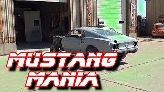 DIY-Car Restoration-1969 Mustang Mach 1-Part 2