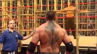 Batista vs The Great Khali No Mercy 2007 Punjabi Prison Match Part 1