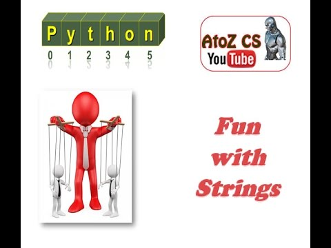 How to access a string variable content using Python programming language?