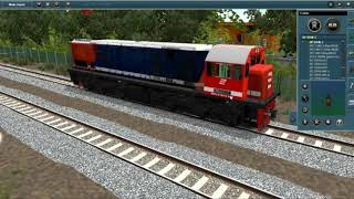 Preview lokomotive By Spoor 86 || Trainz simulator 2012
