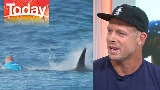 Mick Fanning breaking down stigmas | TODAY Show Australia