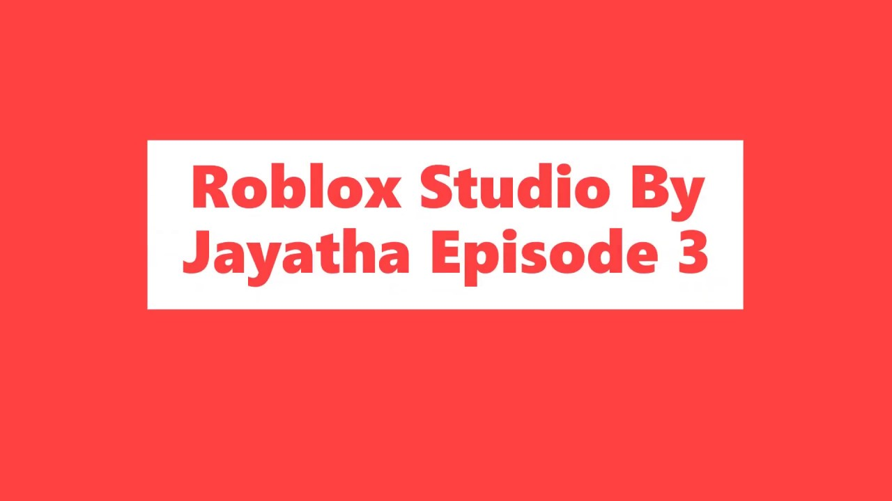 How To Change The Transparency Of The Top Bar Roblox Studio