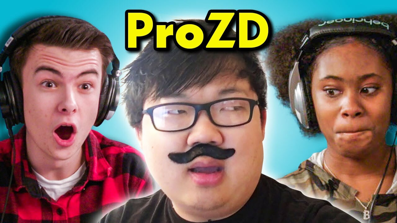 Teens React To ProZD