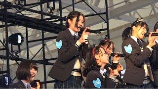 2015年11月22日(日) TOYOTA GAZOO Racing FESTIVAL 2015 AKB48 Team8 ス...