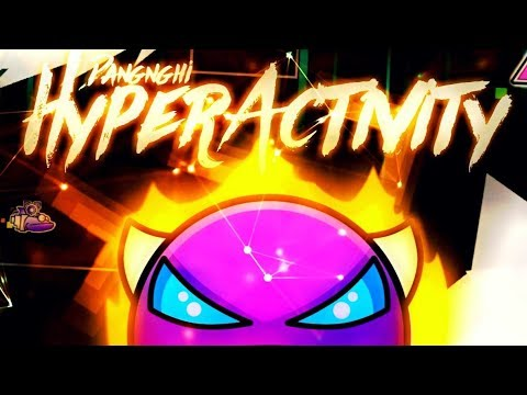 "HYPER GAMEPLAY!! | ""HyperActivity"" 100% By Dangnghi! [EPIC EASY DEMON?] 