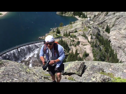 Mystic Lake Trail hike Red Lodge,  Montana, Absaroka Beartooth Wilderness