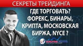 Инвестируй в ETF на Московской Бирже!