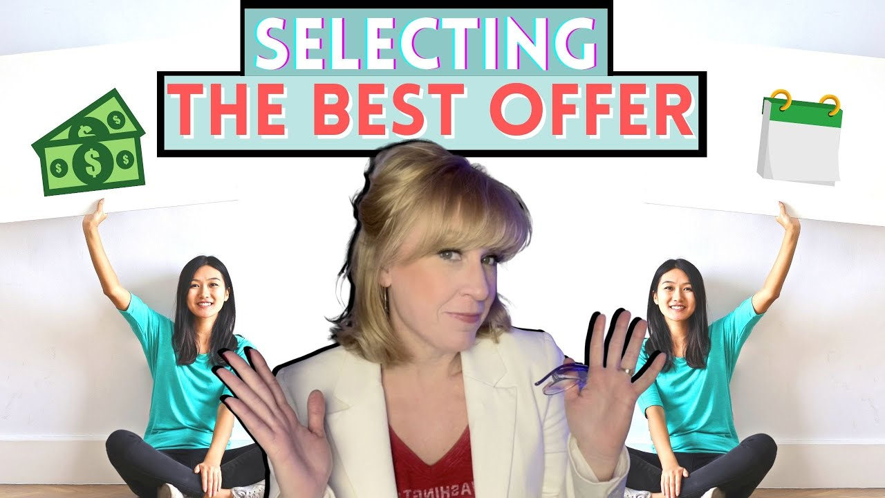 Selecting the Best Offer When Selling Your House
