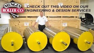Menges Roller Company - Heat Transfer & Chill Rollers