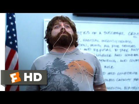 The Hangover (2009) - Stun Gun Demonstration Scene (6/10)   Movieclips