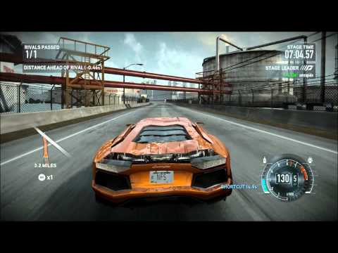 Need For Speed The Run - Cesar DeLEON (HD)