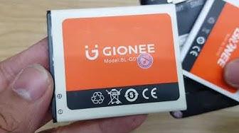 Pin Gionee P5 Mini, Thay Pin Điện Thoại Gionee P5 Mini Lấy Ngay Gía Tốt
