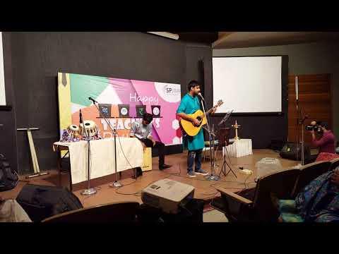 Retro Songs Medley | Teachers' Day @ SPJIMR | Yash Raj Mathur ft. Nitin Samanta