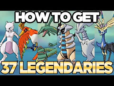 How To Get 37 Legendary Pokemon From Wormholes In Pokemon Ultra Sun And Moon | Austin John Plays
