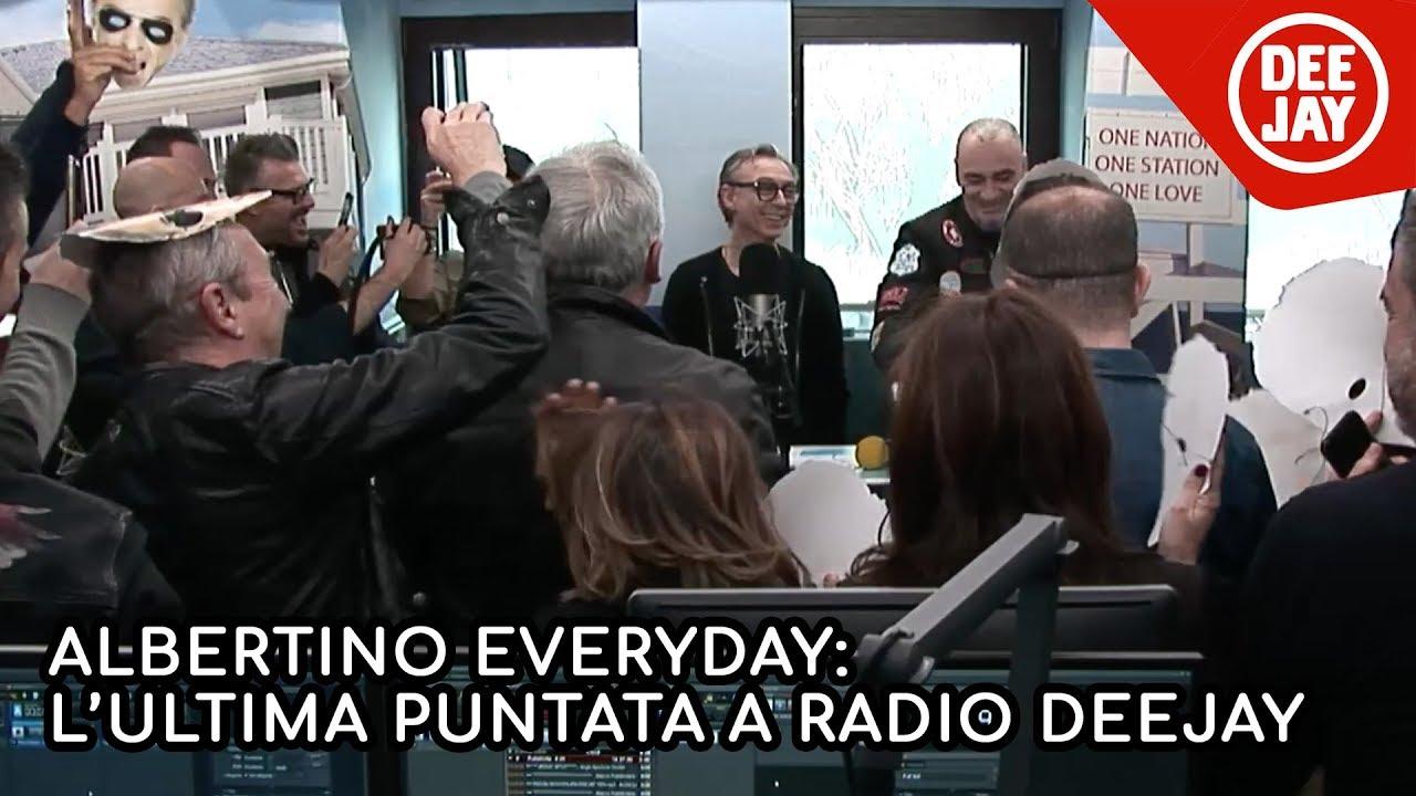 le puntate di radio deejay