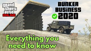 Gta Online Guide - How to make money with Bunker Business - Best Money Making Guide of 2020 Gta