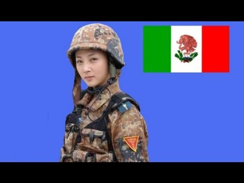 China Troops In Mexico To Invade US