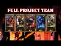 Full Project Team!!!