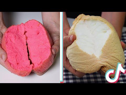 Всего 3 ИНГРЕДИЕНТА! Самый популярный ДЕСЕРТ Cloud Bread из Tik Tok!
