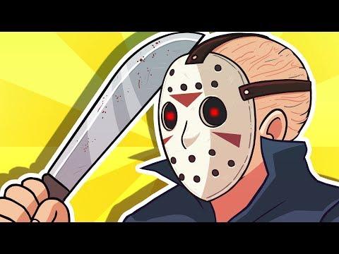 YO MAMA SO UGLY! Jason - Friday the 13th