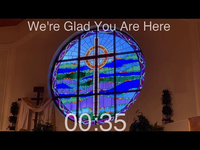 2020/11/29 Contemporary Worship Service