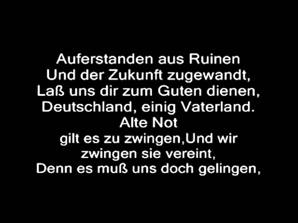 ddr nationalhymne als klingelton