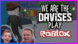 El hombre que corre Roblox Running Simulator EP-35 We Are The Davises Gaming