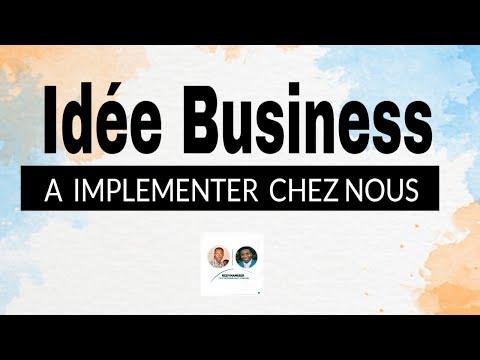 1ère idée de business à implementer à Lome-Togo🇹🇬🇹🇬🇹🇬