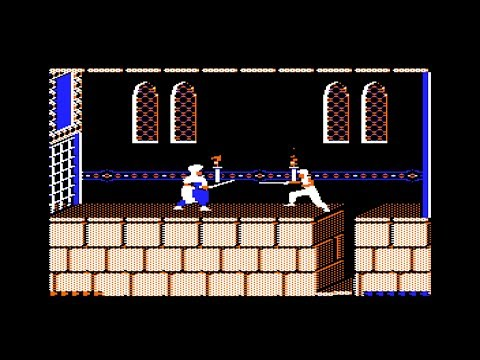 Apple II Longplay - Prince of Persia