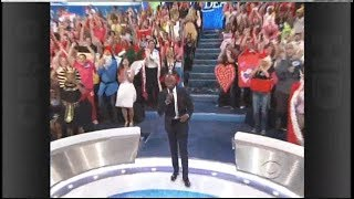 Let's Make a Deal:  February 14, 2012  (Valentine's  Day special!)