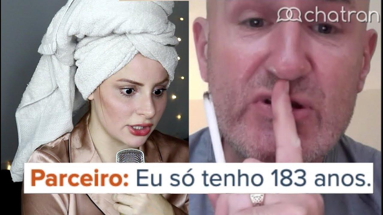 entrevistando estranhos na webcam qqqq