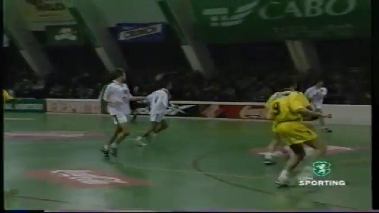 Andebol :: 20J :: Sporting - 33 x ABC - 22 de 1998/1999 - 1 Fase