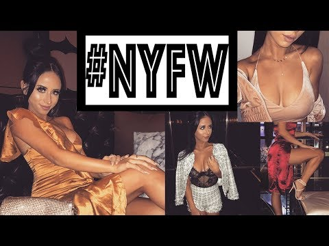 WHAT I WORE: NEW YORK FASHION WEEK!