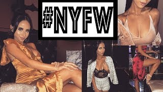 WHAT I WORE: NEW YORK FASHION WEEK! thumbnail