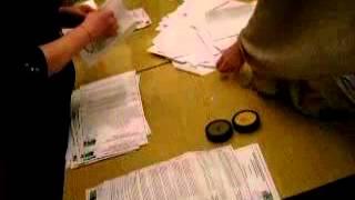 Нарушения на выборах 2012 Лениногорск Татарстан УИК1807 - 4