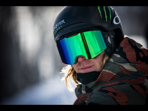 Snowboarder Sage Kotsenburg in Park City   In the Details - Prizm Snow